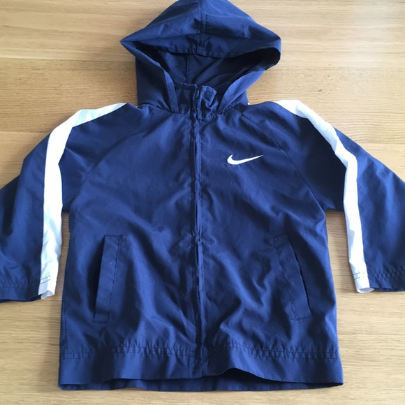 Nike Other - Used in great condition Nike zip up hoodie. Size 3